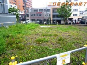 2015.7.7遠友夜学校跡地の草取り_2