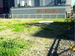 2015.7.7遠友夜学校跡地の草取り_7