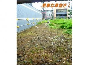 2015.7.7遠友夜学校跡地の草取り_4